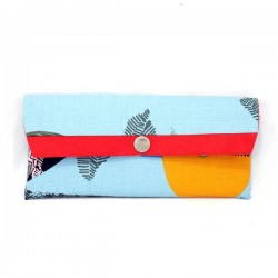 Large clutch wallet sewing...