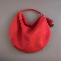 How to sew a hobo bag with a zipper and a lining