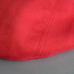 How to sew a bag with a decorative topstiching, hobo bag pattern.
