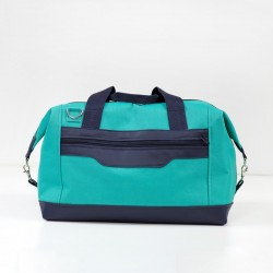Gym bag sewing pattern and tutorial.