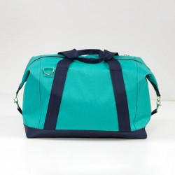 How to sew a unique duffle bag for a woman or a man.
