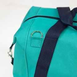 Travel bag sewing pattern and tutorial.