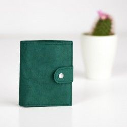 How to sew a wallet for men or women - wallet sewing pattern and tutorial