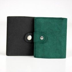 Wallet sewing pattern and tutorial, learn how to sew a wallet
