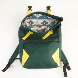How to sew a backpack, backpack sewing pattern and tutorial