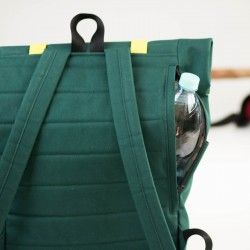 Dylan backpack with padded back panel and shoulder straps