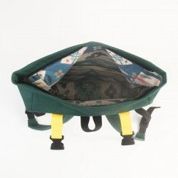 How to sew a lining to a backpack, backpack sewing tutorial