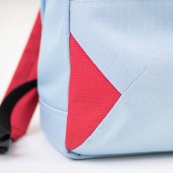 Backpack details - backpack sewing pattern and tutorial