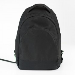 Black men's backpack - how to sew a backpack, step by step tutorial