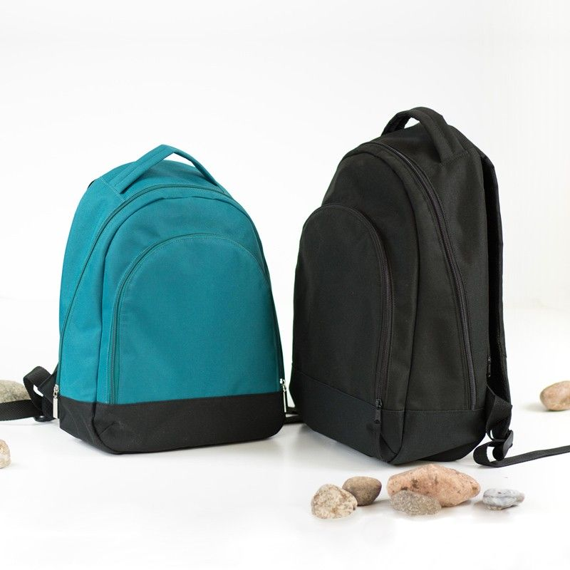 Everyday backpack in 2 sizes - sewing pattern and tutorial.