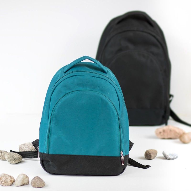 Medium backpack for kids and women. How to sew a backpack.