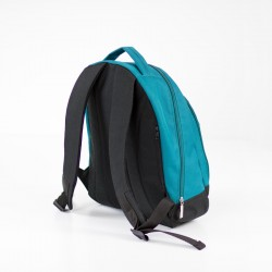 Backpack with a handle. How to sew a backpack - sewing pattern and step by step tutorial.